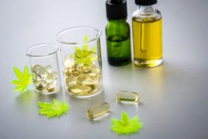 Omega Fatty Acids And CBD